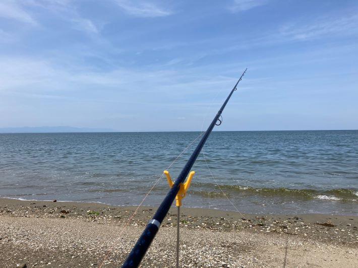 三重県キス釣り