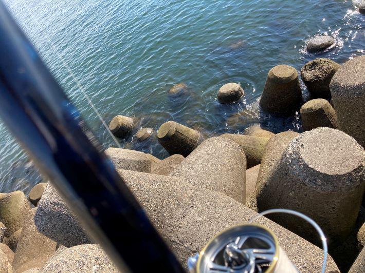 日本鋼管キス釣り