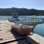 石倉渡船のカセ筏釣りは魚天国でした